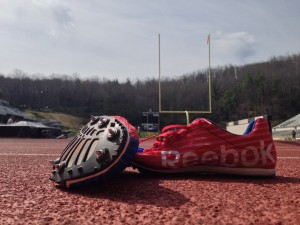 Spikes at the Track