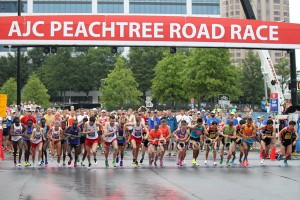 2015 Peach Tree Road Race Atlanta, Georgia  July 4, 2015 Photo: Andrew McClanahan@PhotoRun Victah1111@aol.com 631-291-3409 www.photorun.NET