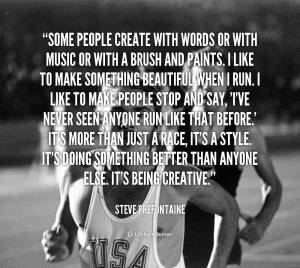 Steve Prefontaine - Art