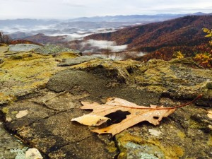 Blowing Rock in the Fall. So many fantastic views! Photo Credit: Laurie Haughey