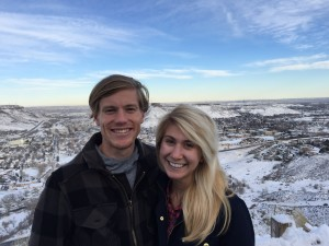 We took a drive up Lookout Mountain in Golden!